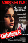 "Movie Posters:Drama, Christiane F. (New World Pictures, 1982). One Sheet (26"" X 39.5"").Drama.. ..."