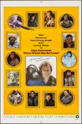 "Movie Posters:Comedy, Every Which Way But Loose & Others Lot (Warner Brothers, 1978).One Sheets (3) (27"" X 41"") Advance. Comedy.. ... (Total: 3 Items)"