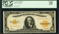 Large Size:Gold Certificates, Fr. 1173 $10 1922 Gold Certificate PCGS Very Fine 25.. ...