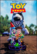 "Movie Posters:Animation, Toy Story & Other Lot (Buena Vista International, 1995).International One Sheet & One Sheet (27"" X 40"") DS Advance.Animati... (Total: 2 Items)"