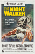 """Movie Posters:Horror, The Night Walker (Universal, 1964). One Sheet (27"""" X 41""""). Horror.. ..."""