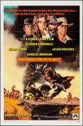 "Movie Posters:Western, Once Upon a Time in the West (Paramount, 1969). One Sheet (27"" X41""). Western.. ..."