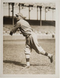 Baseball Collectibles:Photos, Circa 1915 Babe Ruth Rookie-Era Original Photograph by PaulThompson, PSA/DNA Type 1. ...