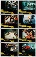 "Movie Posters:James Bond, Diamonds are Forever (United Artists, 1971). Lobby Card Set of 8 (11"" X 14""). James Bond.. ... (Total: 8 Items)"