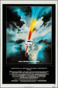 "Movie Posters:Action, Superman the Movie (Warner Brothers, 1978). One Sheet (27"" X 41"") & Photos (9) (8"" X 10""). Action.. ... (Total: 10 Item)"