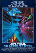 "Movie Posters:Science Fiction, Star Trek III: The Search for Spock (Paramount, 1984).International One Sheet (27"" X 41""). Science Fiction.. ..."