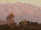 Edgar Alwin Payne (American, 1883-1947) California Foothills Oil on canvas 16 x 22 inches (40.6 x 55.9 cm) S