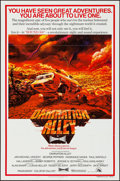 "Movie Posters:Science Fiction, Damnation Alley (20th Century Fox, 1977). One Sheet (27"" X 41"")& Mini Lobby Card Set of 8 (8"" X 10""). Science Fiction.. ...(Total: 9 Items)"