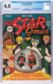 All Star Comics #8 (DC, 1942) CGC VG 4.0 Off-white pages