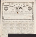 Confederate Notes:Group Lots, Ball 82 Cr. 90 $1000 1861 Bond Very Fine.. ...