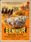 "Movie Posters:Academy Award Winners, Ben-Hur (MGM, 1960). French Grande (47"" X 63""). Academy AwardWinners.. ..."