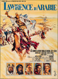 "Movie Posters:Academy Award Winners, Lawrence of Arabia (Columbia, R-1960s). Full-Bleed French Grande(45.5"" X 62""). Academy Award Winners.. ..."
