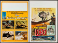 "Movie Posters:Documentary, The Living Desert & Others Lot (RKO, 1953). Window Cards (3) (Approx. 14"" X 22""). Documentary.. ... (Total: 3 Items)"