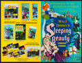 "Movie Posters:Animation, Sleeping Beauty (Buena Vista, 1959). Pressbook (32 Pages, 12"" X18""). Animation.. ..."