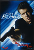 "Movie Posters:James Bond, Die Another Day (MGM, 2002). One Sheet (27"" X 40"") SS Bond Style.James Bond..."