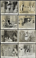 "Movie Posters:Animated, Sleeping Beauty (Buena Vista, 1959). Stills (8) (8"" X 10""). Animated. ... (Total: 8 Items)"