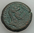 Ancients:Roman Provincial , Ancients: EGYPT. Alexandria. Antoninus Pius (AD 138-161). AEdrachm. (33mm, 26.33 gm). Fine. ...