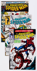 Modern Age (1980-Present):Superhero, The Amazing Spider-Man Group of 10 (Marvel, 1973-92) Condition:Average VF/NM.... (Total: 10 Comic Books)