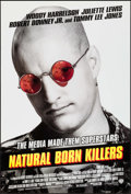 "Movie Posters:Crime, Natural Born Killers & Other Lot (Warner Brothers, 1994). OneSheets (2) (27"" X 40 & 27"" X 41"") DS Style B. Crime.. ...(Total: 2 Items)"