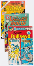 Bronze Age (1970-1979):Miscellaneous, Charlton Bronze Age Group of 18 (Charlton, 1975-85) Condition:Average NM-.... (Total: 18 Comic Books)