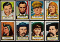 """Non-Sport Cards:Sets, 1952 Topps """"Look N See"""" Partial Set (62/135). ..."""