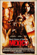 "Movie Posters:Action, Once Upon a Time in Mexico & Others Lot (Columbia, 2003). OneSheets (4) (27"" X 40""). DS Action.. ... (Total: 4 Items)"