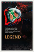 "Movie Posters:Fantasy, Legend (20th Century Fox, 1986). One Sheet (27"" X 41""). Fantasy....."
