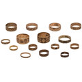 Estate Jewelry:Rings, Victorian Garnet, Seed Pearl, Gold Rings . ... (Total: 15 Items)
