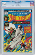 Bronze Age (1970-1979):Horror, Dead of Night #11 (Marvel, 1975) CGC NM 9.4 White pages....