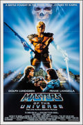 "Movie Posters:Action, Masters of the Universe & Others Lot (Cannon, 1987). One Sheets(3) (27"" X 41""). Action.. ... (Total: 3 Items)"