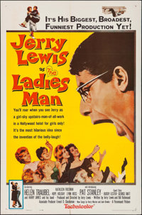 """The Ladies Man & Others Lot (Paramount, 1961). One Sheets (5) (27"""" X 41""""). Comedy. ... (Total: 5 Items)"""