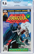 Bronze Age (1970-1979):Horror, Tomb of Dracula #70 (Marvel, 1979) CGC NM+ 9.6 White pages....