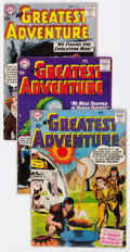 Silver Age (1956-1969):Adventure, My Greatest Adventure Group of 16 (DC, 1958-63).... (Total: 16 Comic Books)