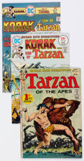 Bronze Age (1970-1979):Adventure, Tarzan Related Titles Group of 73 (DC, 1970s) Condition: Average FN/VF.... (Total: 73 Comic Books)
