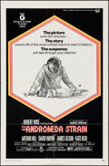 """Movie Posters:Science Fiction, The Andromeda Strain & Others Lot (Universal, 1971). One Sheets(6) (27"""" X 41""""). Science Fiction.. ... (Total: 6 Items)"""