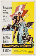 "Movie Posters:Adventure, Swordsman of Siena & Others Lot (MGM, 1962). One Sheets (4)(27"" X 41""). Adventure.. ... (Total: 4 Items)"