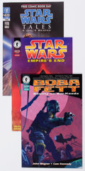 Modern Age (1980-Present):Science Fiction, Star Wars-Related Group of 40 (Dark Horse, 1990s-2000s) Condition:Average NM-.... (Total: 40 Comic Books)