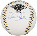 Autographs:Baseballs, 2006 All Star Derek Jeter Single Signed Baseball. ...