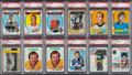 Hockey Cards:Lots, 1950's-1980's Hockey Stars & HoFers Card Collection (134). ...