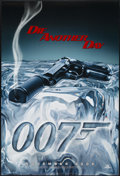 "Movie Posters:James Bond, Die Another Day (MGM, 2002). Advance One Sheet (27"" X 40"") DS.James Bond. ..."