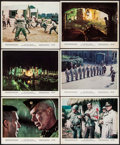 "Movie Posters:War, The Dirty Dozen (MGM, 1967). Color Photo Set of 12 (8"" X 10"").War.. ... (Total: 12 Items)"