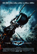 "Movie Posters:Action, The Dark Knight (Warner Brothers, 2008). One Sheet (27"" X 40"") DSAdvance Style F. Action.. ..."