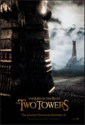 "Movie Posters:Fantasy, The Lord of the Rings: The Two Towers (New Line, 2002). One Sheet (27"" X 39.75""). SS Advance Tower Style. Fantasy.. ..."
