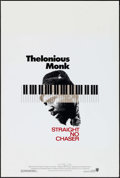 """Movie Posters:Documentary, Thelonious Monk: Straight, No Chaser & Others Lot (Warner Brothers, 1988). Autographed One Sheet SS, One Sheet (27"""" X 40 & 2... (Total: 3 Items)"""
