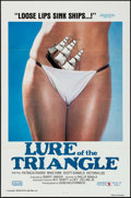 """Movie Posters:Adult, Lure of the Triangle & Other Lot (Gail Film, 1977). One Sheets (15) (27"""" X 41""""). Adult.. ... (Total: 15 Items)"""