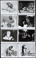 """Movie Posters:Science Fiction, THX 1138 (Warner Brothers, 1971). Photos (19) (8"""" X 10""""). ScienceFiction.. ... (Total: 19 Items)"""