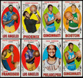 Basketball Cards:Lots, 1969/70 Topps Basketball Collection (90). ...