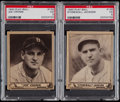 Baseball Cards:Lots, 1940 Play Ball Baseball Collection With Hall Of Famers (102). ...