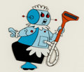 Animation Art:Production Cel, The Jetsons Rosie the Robot Production Cel (Hanna-Barbera,c. 1980s)....