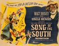 Animation Art:Poster, Song of the South Theatrical Poster (Walt Disney, 1956)....